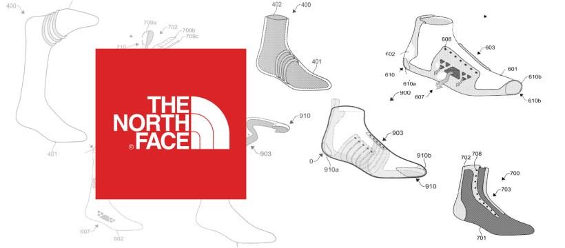 [Brevet] la chaussure double peau de The North Face 7