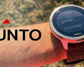 SuuntoPlus en détails : les applications dans votre Suunto 55