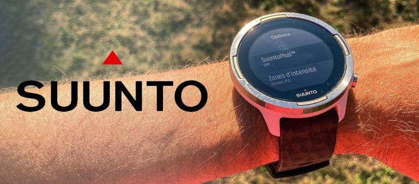 SuuntoPlus en détails : les applications dans votre Suunto 1