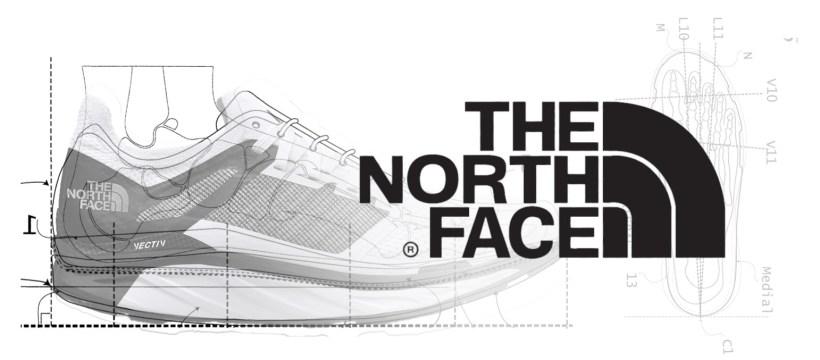 [Brevet] La future chaussure de The North Face avec une plaque carbone 1