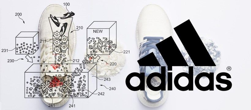 [Brevet] La Futurecraft Loop : le recyclage par adidas 1