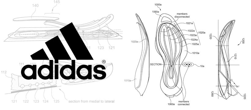 [Brevet] Les secrets de la future adidas adios pro 1