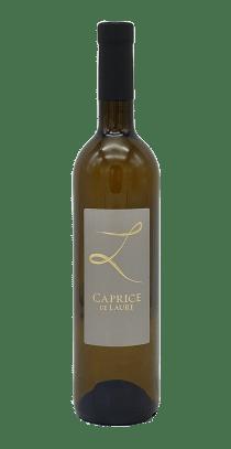 Bouteille vin Caprice de Laure blanc