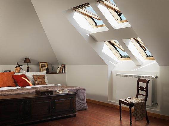 Finestre per tetti e mansarde  Lucernai  Rivenditore Velux in Abruzzo Pescara Chieti Vasto