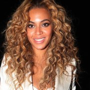 beyonce- curly - two toned custom