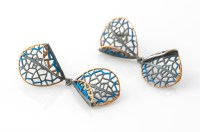 Sterling silver Earrings Nature Collection