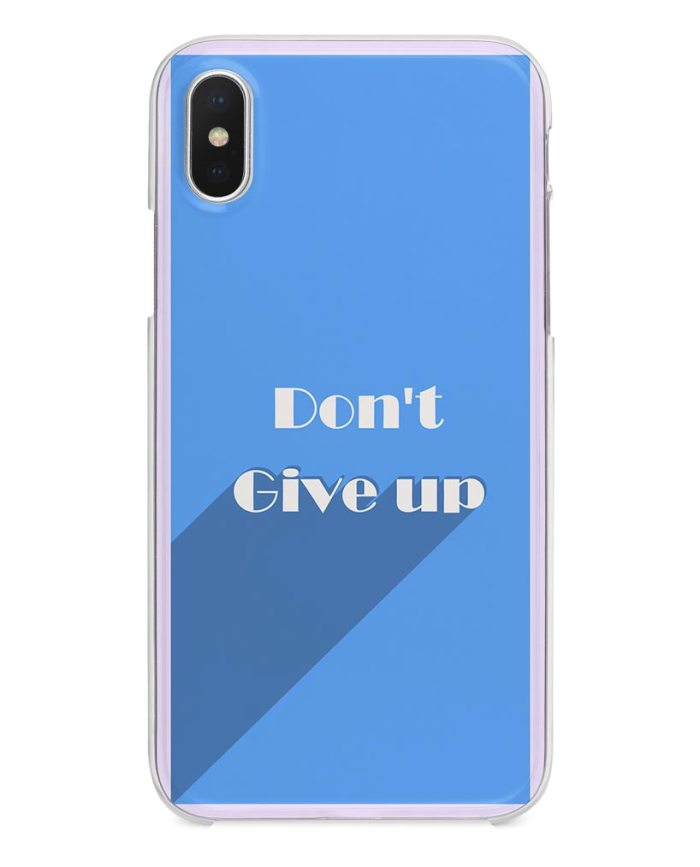 Don't Give Up - Blue
