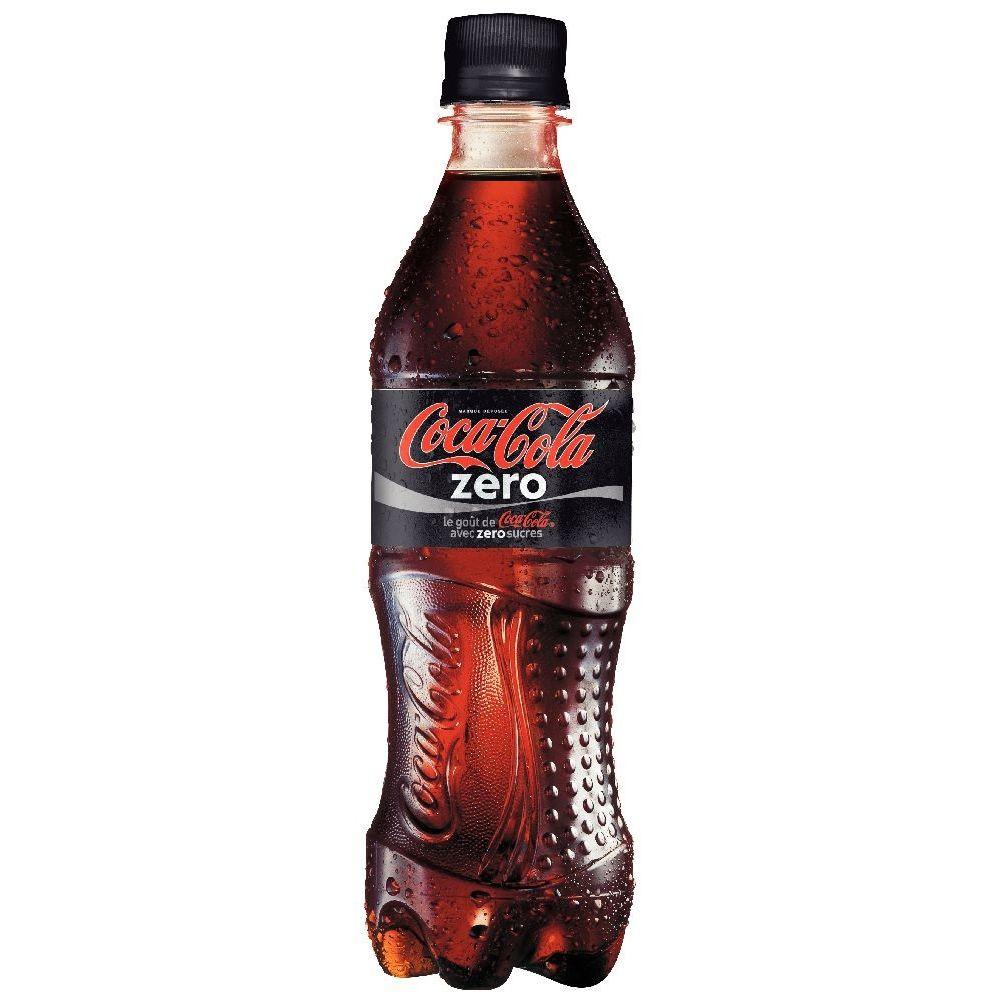 Bouteilles 50cl Coca Zro Pack De 12 Coca Cola Vente