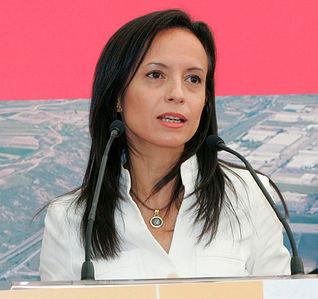 La ministra de Vivienda, Beatriz Corredor, en una imagen de archivo.