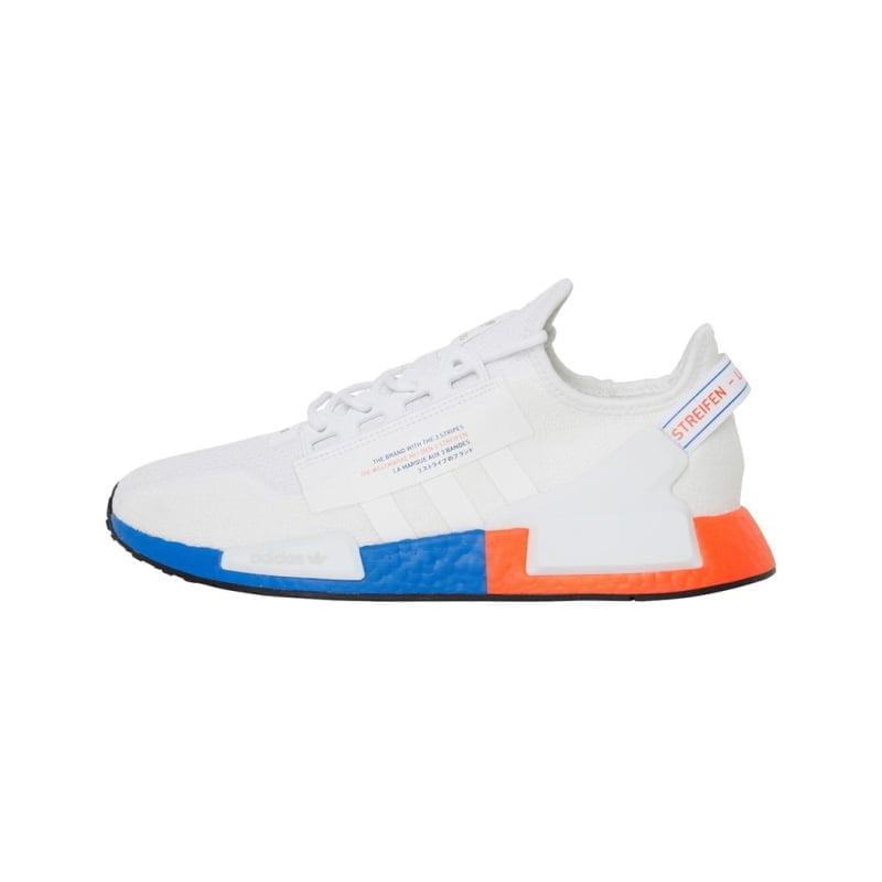 Adidas Originals Mens NMD R1 V2 Alb
