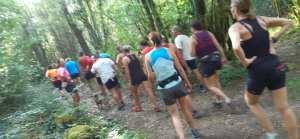 Footing en groupe (Lavans) @ Lavans lès St-Claude 39170
