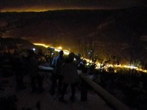 Lavans by night @ Lavans lès St-Claude 39170