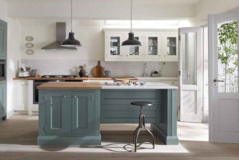 NEW 1909 Range  In frame Kitchen Doors  Lacewood Designs