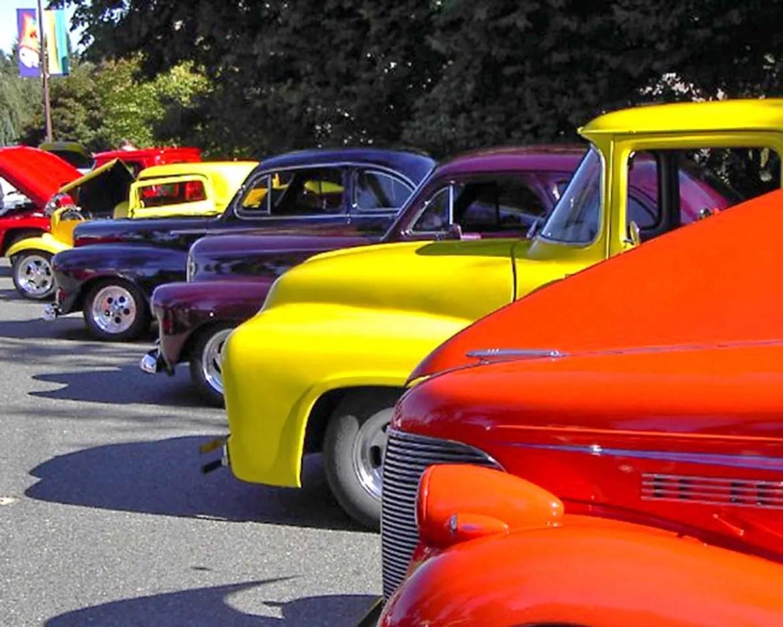 Lacey Antique Car Show