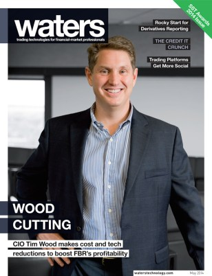 Waters Technology Magazine (May 2014)