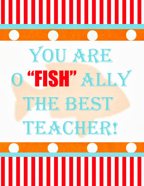 O fish ally the best teacher