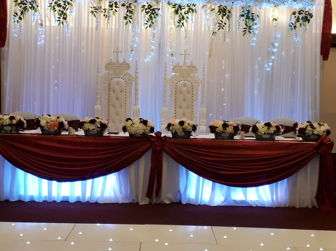 wedding stage chairs swing chair kmart stages and throne hire laceys event