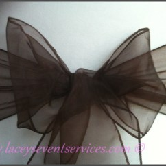 Wedding Chair Covers Hire North East Sashes For Organza And Bows - Laceys Event Services & Decor