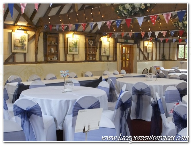 wedding chair covers chelmsford counter height dining room table and chairs laceys event services galleries photos - & decor hire