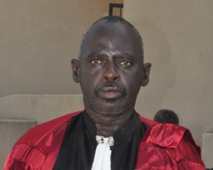 Professeur Oumar Diankha