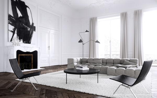 Un-appartamento-a-Parigi-by-Jessica-Vedel