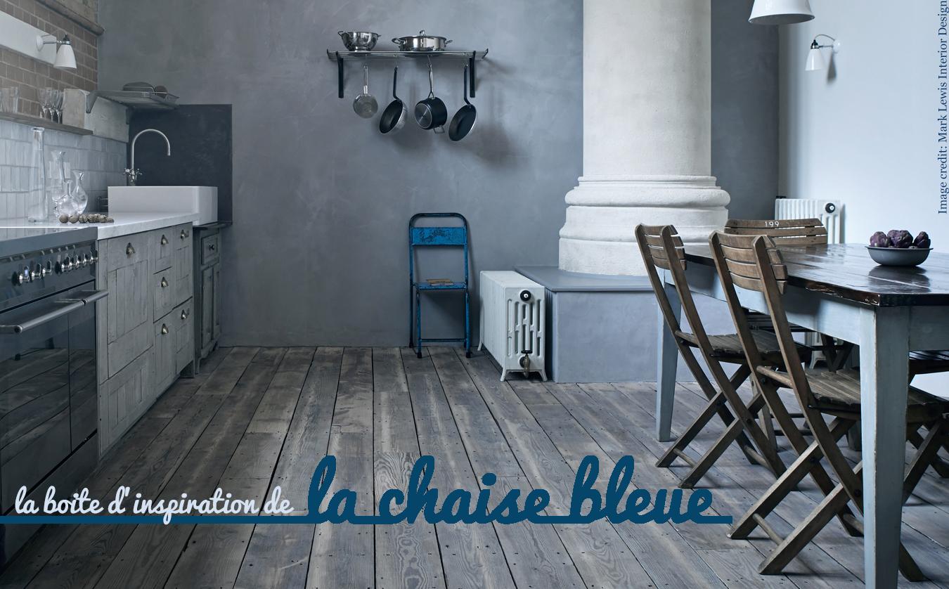 La Chaise Bleue su Tumblr