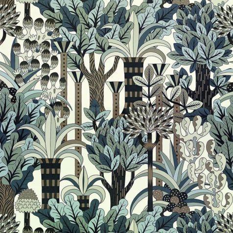 Home fabrics Hermes - Jardin D'Osier