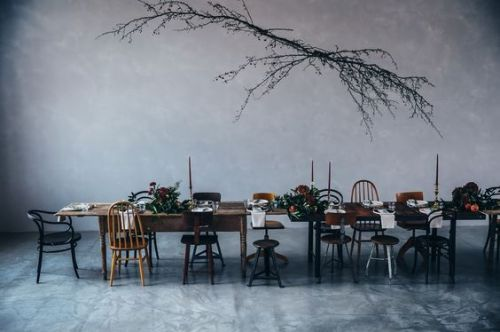 Weekend links #1 | La Tavola di Natale | Christmas Table Settings | via: Our Food Stories | Selected by La Chaise Bleue (lachaisebleue.com)