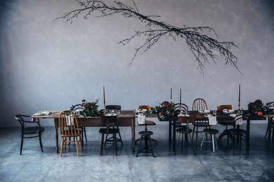Weekend links #1 | La Tavola di Natale | Christmas Table Settings | Selected by La Chaise Bleue (lachaisebleue.com)