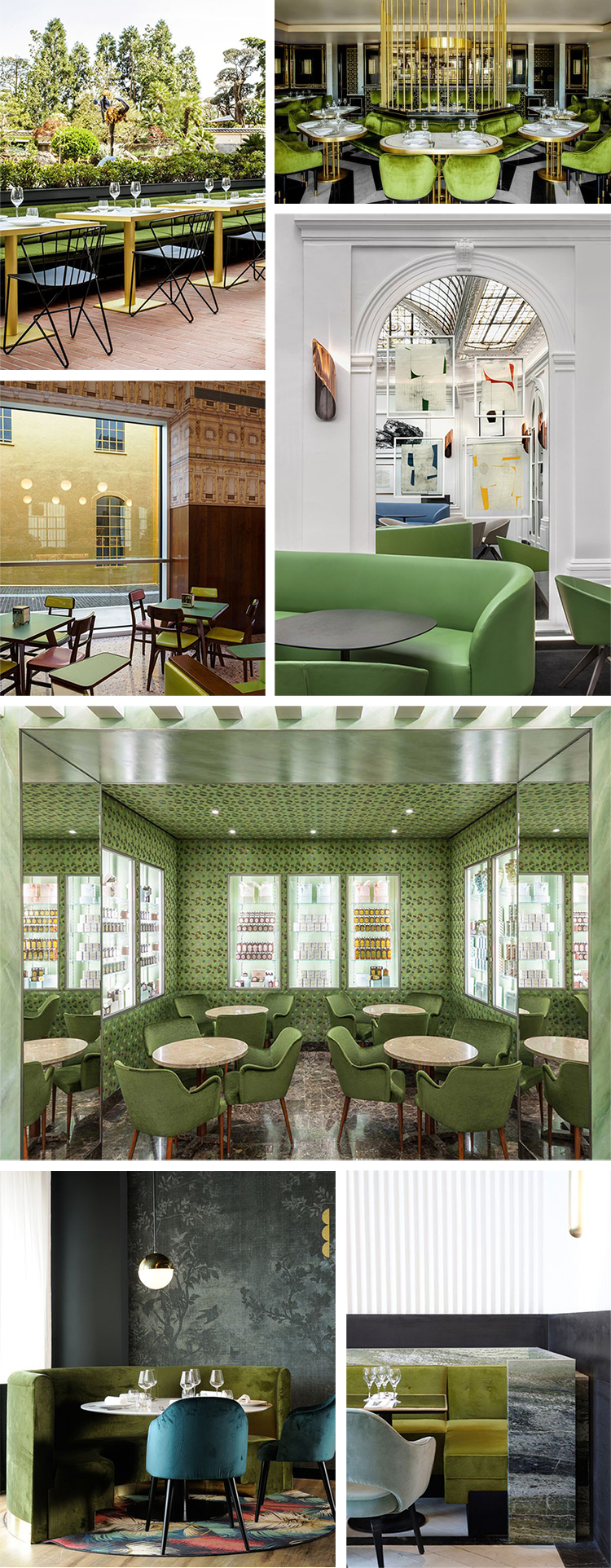 Greenery | PANTONE Color of the Year 2017 | Selected by La Chaise Bleue (lachaisebleue.com)
