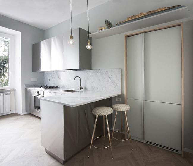 OPEN HOUSE ROMA 2017 | INTERNI ROMANI | Casa Nave a Testaccio | Emanuela Petrucci Architetto | Selected by La Chaise Bleue (lachaisebleue.com)