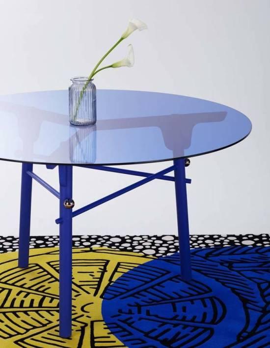Maison&Objet e Paris Decò Off 2018 | Tavolo PARIS MING, di Arik Levy per Maison Dada | Selected by La Chaise Bleue (lachaisebleue.com)