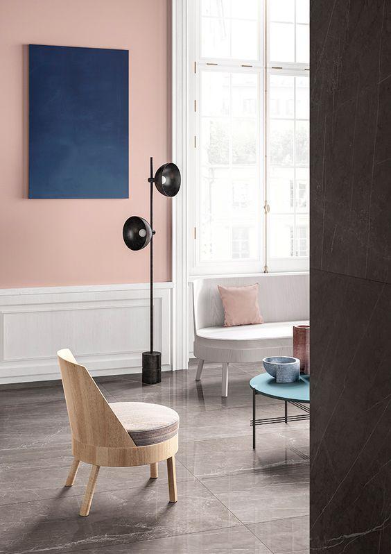 Hello spring | TERZO PIANO - Marble Lab for Graniti Fiandre | Selected by La Chaise Bleue (lachaisebleue.com)
