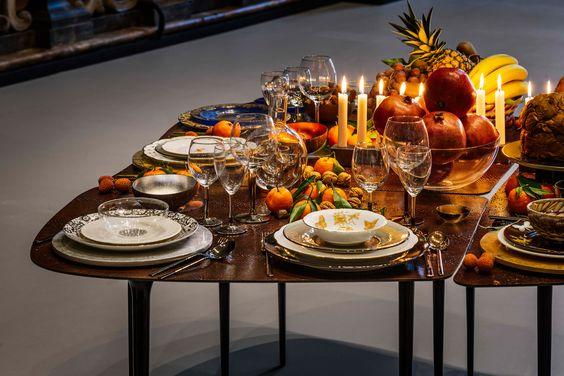 L'allegra tavola delle Feste - Massimiliano Locatelli - LCB Selection - La tavola delle Feste 2019 di La Chaise Bleue - Selected by La Chaise Bleue (lachaisebleue.com)