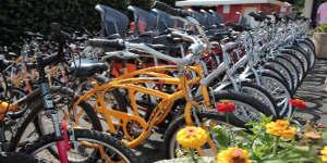 70 km de pistes cyclables