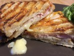 Mister Grilled Cheese au Cheddar anglais
