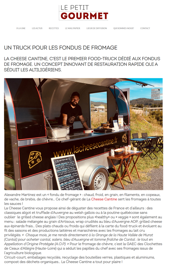 food truck en haute loire 43 le puy en velay foodtruck