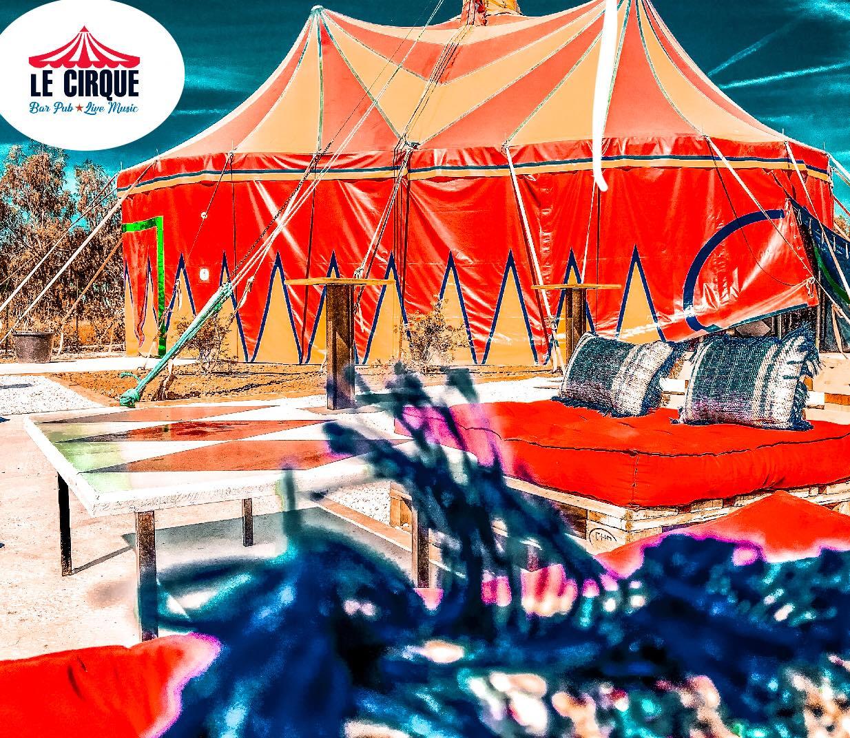 Vendredi 7 juin au Cirque