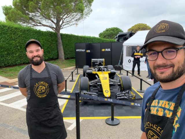 food truck circuit paul ricard