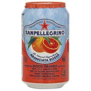 SAn pellegrino orange sanguine