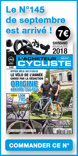 L'Acheteur Cycliste N°145