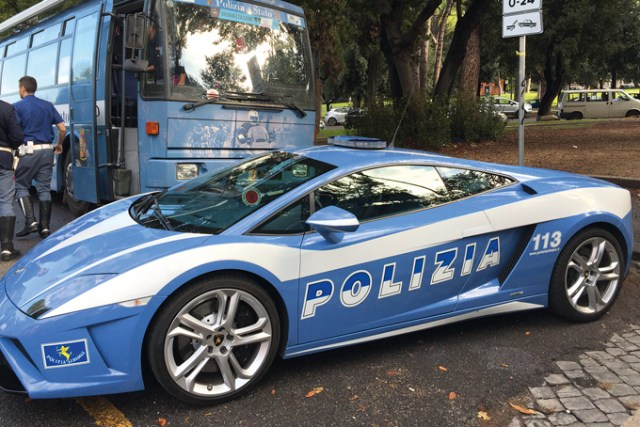 la-police-italienne