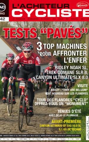 L'ACHETEUR CYCLISTE N°142 - MAI 2017