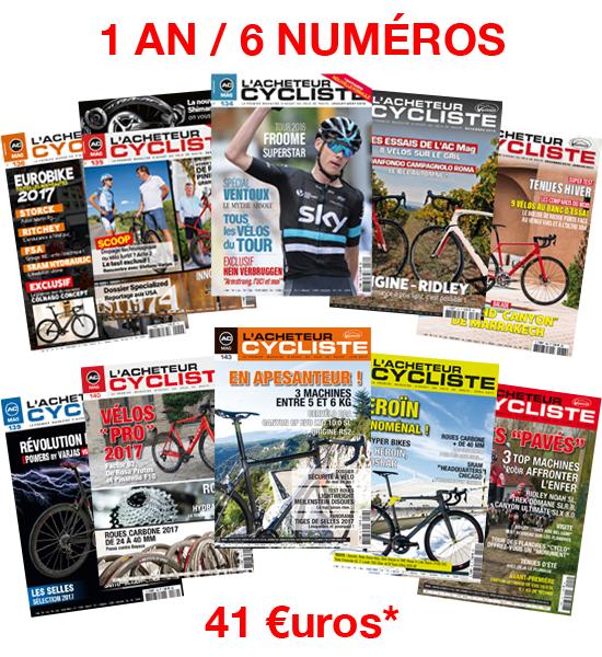 magazine de vélo