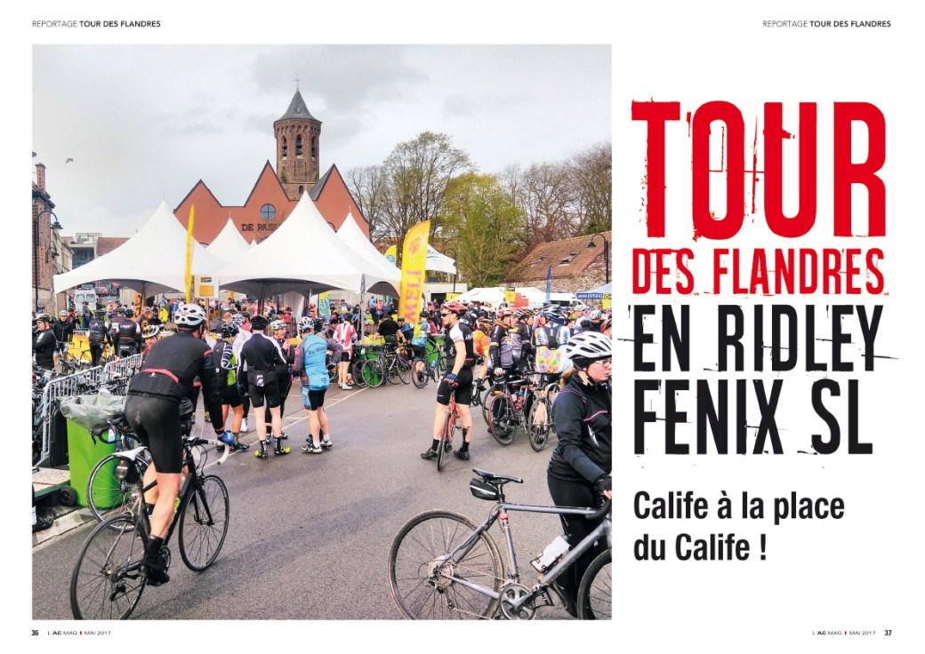 Tour des Flandres en Ridley