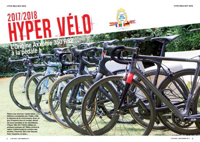 Hyper Vélo 2017-2018