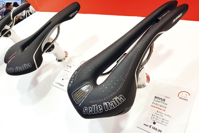Selle Italia Novus SuperFlow Endurence
