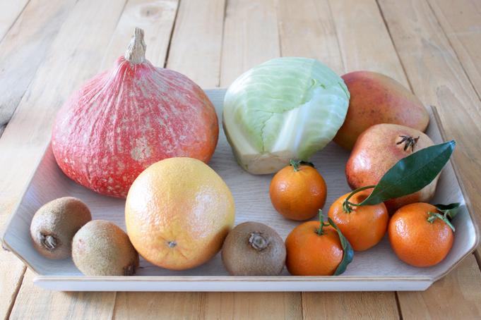Fruits Legumes hiver