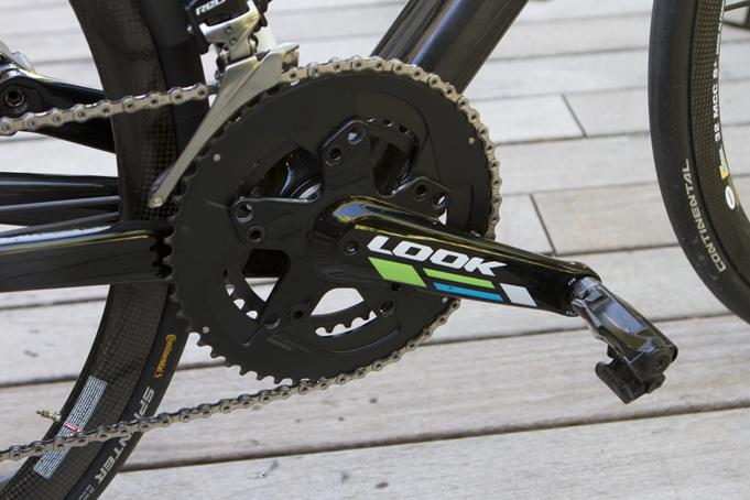 Look 785 Huez RS Pedalier
