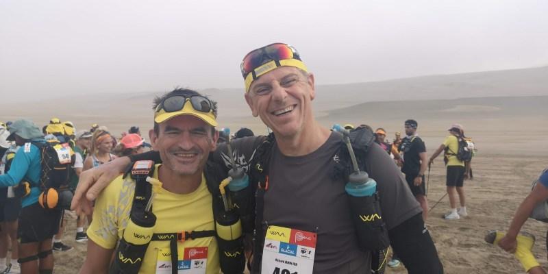 etape hmds marathon des sables au perou